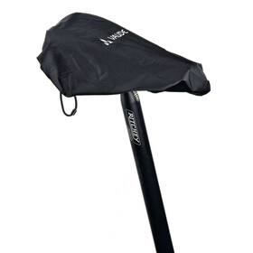 VAUDE Raincover for saddles black